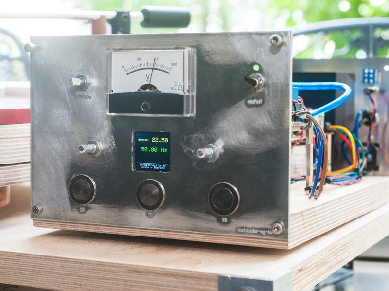 sinus generator MKII D3C3958