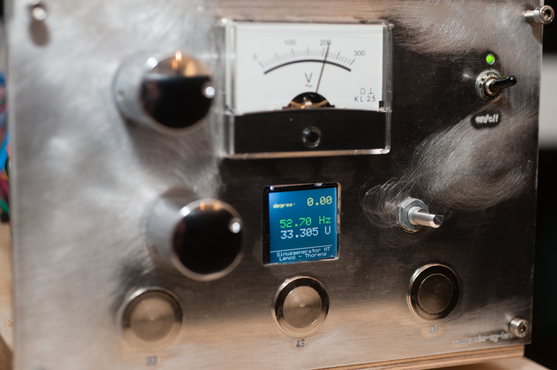 sinus generator MKII D3C3980