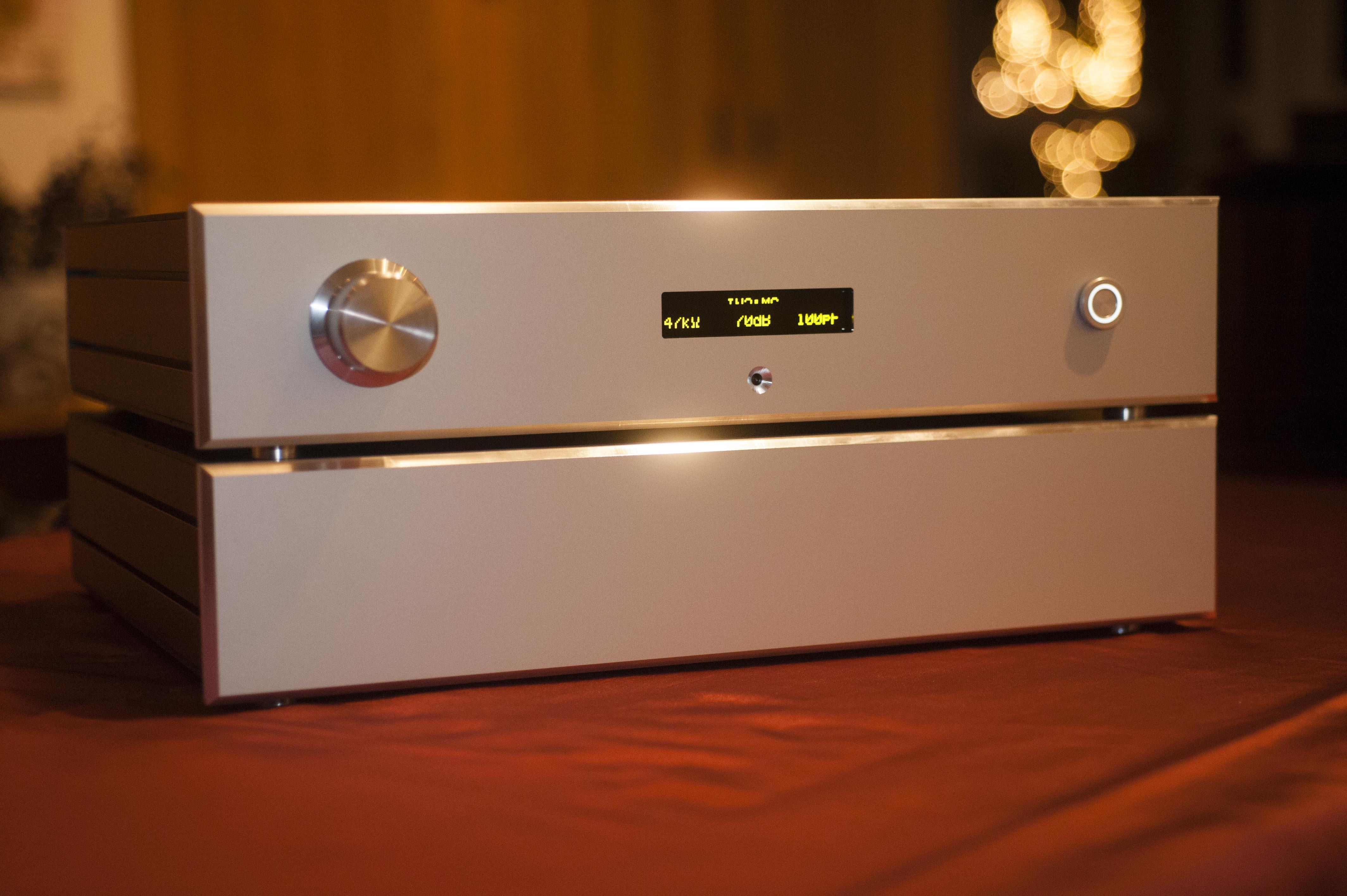 SXONO – Phonovorverstärker 4 Eingänge – Bauteilegrab