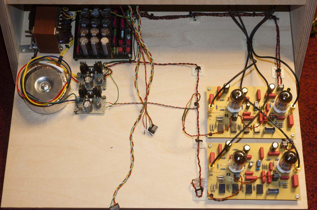 der Phonovorverstärker EMT139