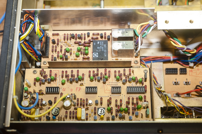 Inputplatine MC Modul Safetyplatine B750