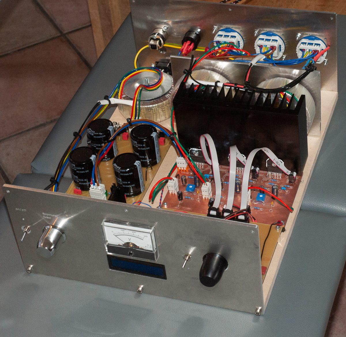 Generator Netzteil für Drehstrom Antriebe (EMT 930)