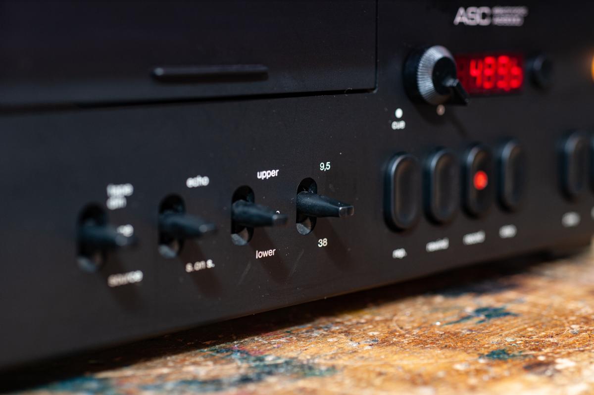 ASC6002 untere Blende