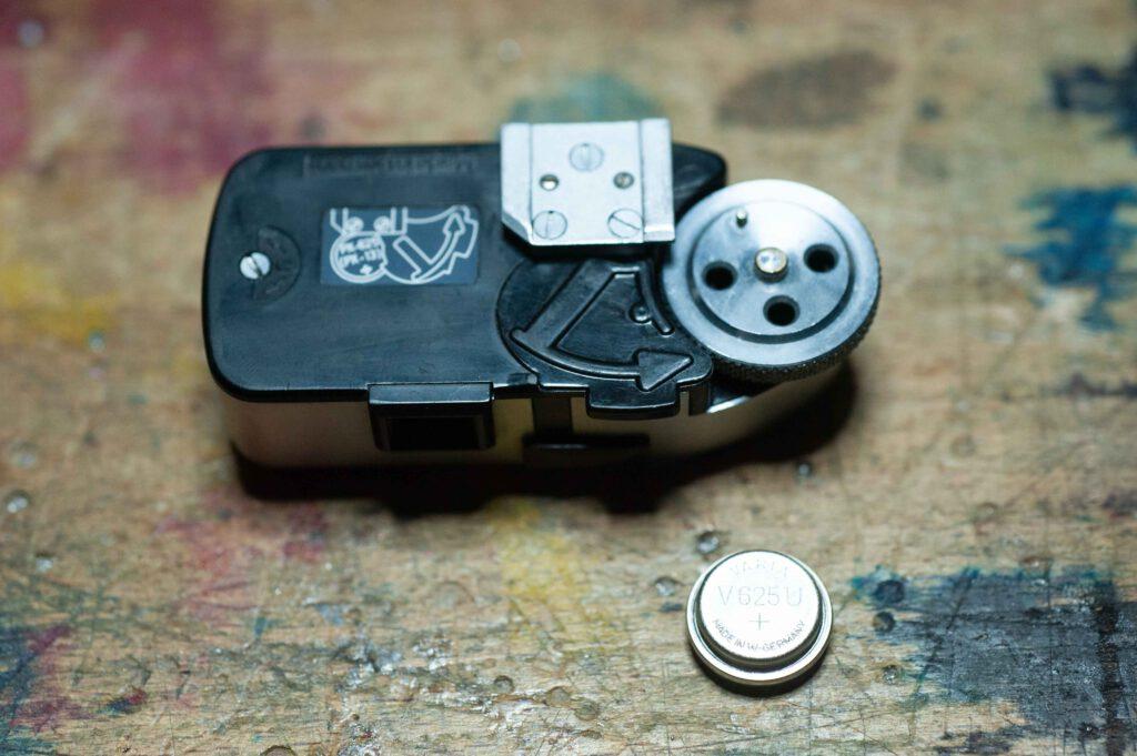 Leicameter Mercury PX625
