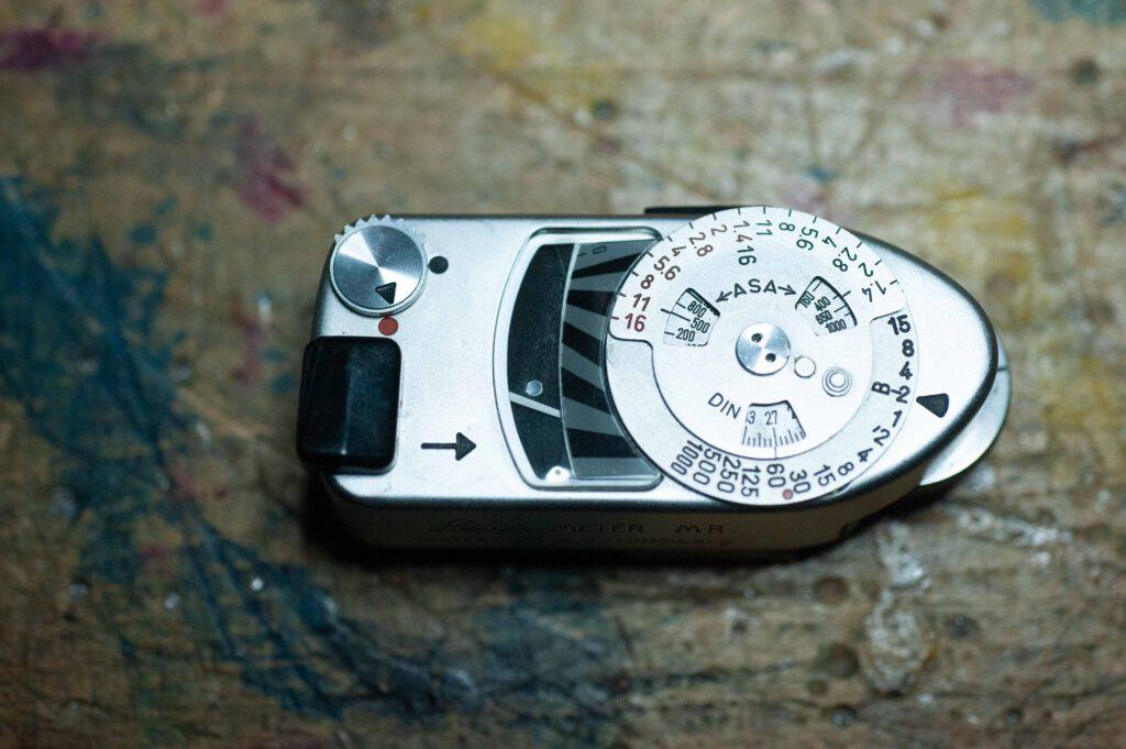 Leicameter CdS Lichtmessung