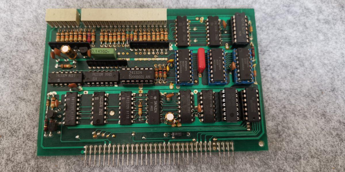 Speicherproblem Revox B760 – mit neuen CMOS Bausteinen repariert